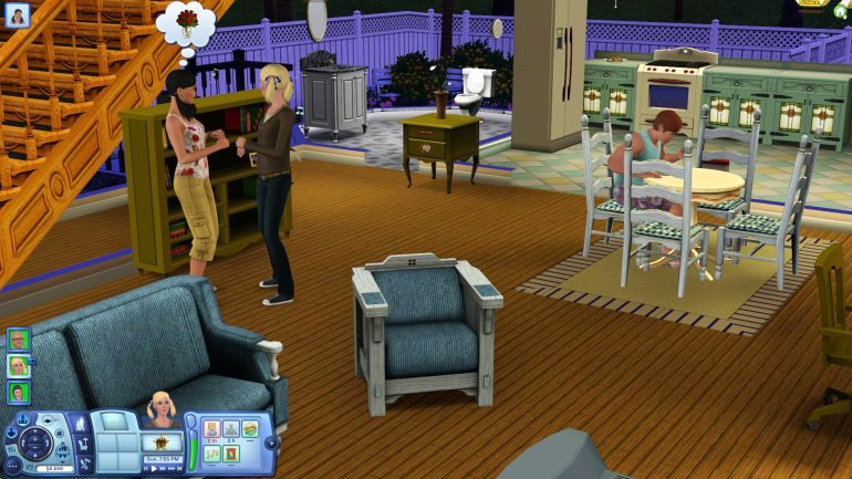 Sim-3-Gamesplay